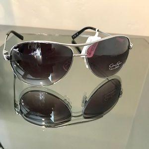51107495c3 Jessica Simpson Accessories - Jessica Simpson Aviator Sunglasses